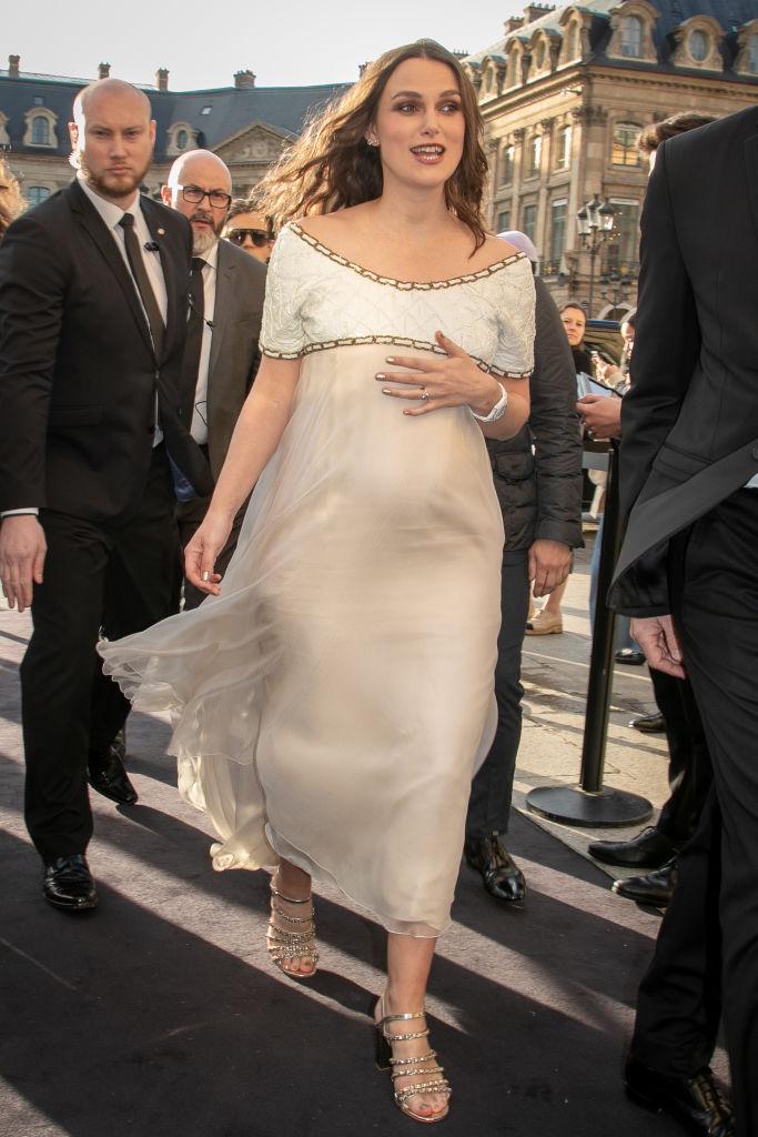 Кира Найтли снова беременна-Фото 1
