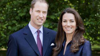 Принц Уильям и Кейт Миддлтон прокомментировали рождение племянника-320x180