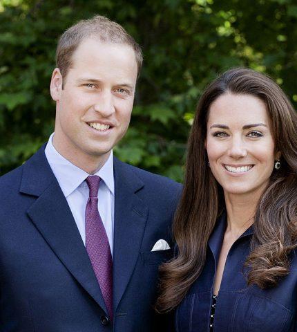 Принц Уильям и Кейт Миддлтон прокомментировали рождение племянника-430x480