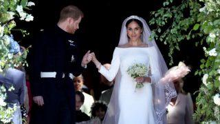 В Сети появились новые снимки со свадьбы герцога и герцогини Сассекских-320x180