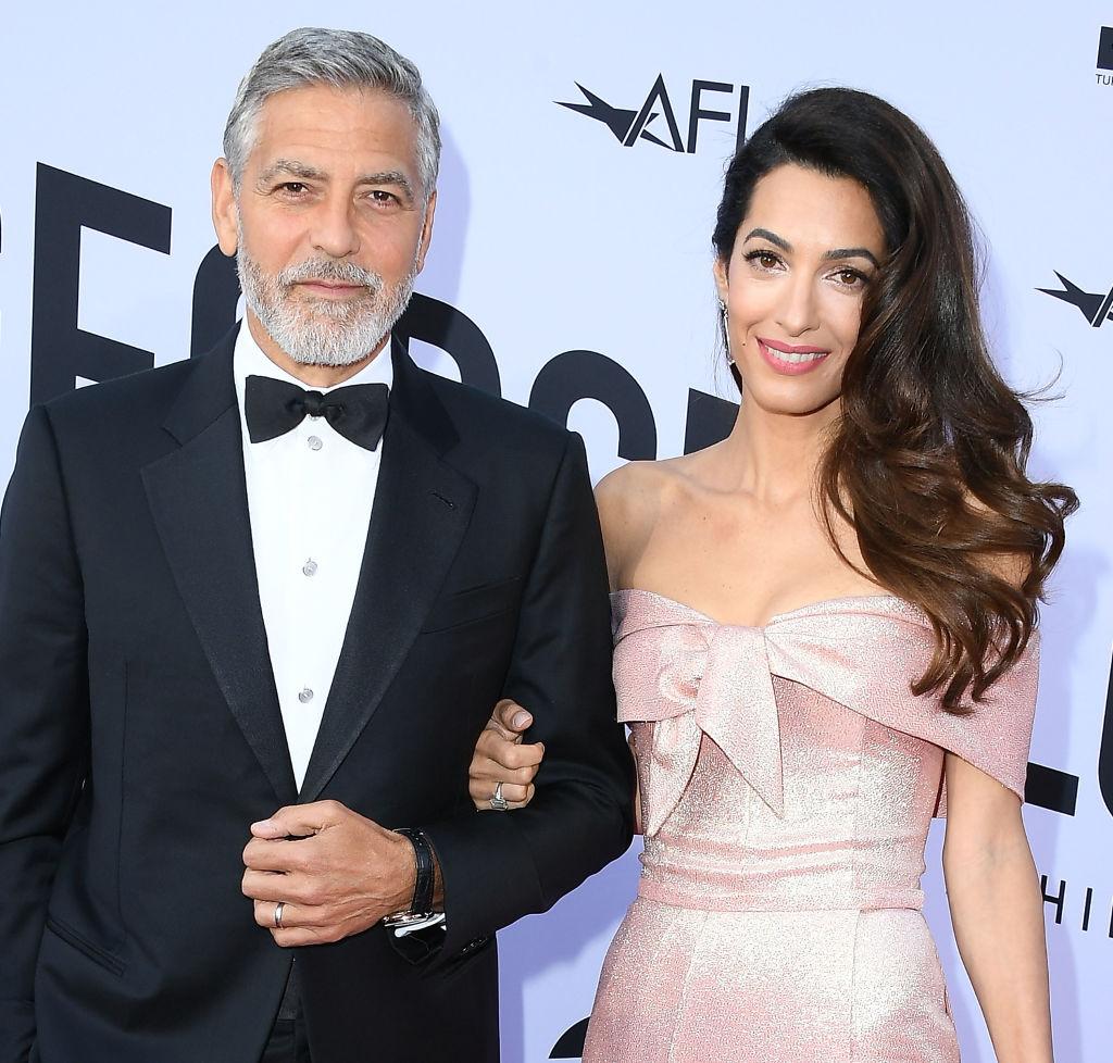 Джордж и Амаль Клуни приглашают своих поклонников на свидание ради благотворительности-Фото 1
