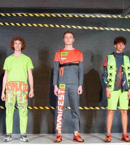 Известны победители ХХ Всеукраинского конкурса молодых дизайнеров одежды-430x480
