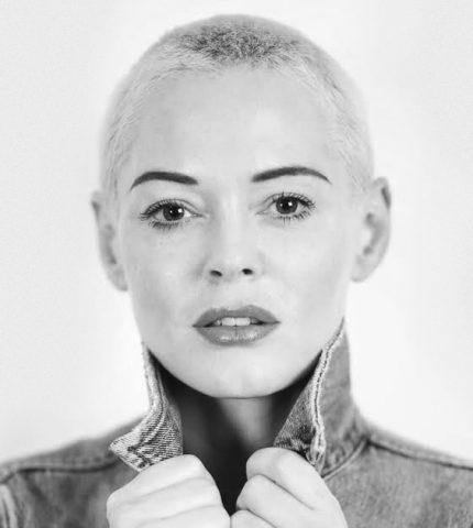 Роуз Макгоуэн стала специальным гостем 10-го Одесского международного кинофестиваля-430x480
