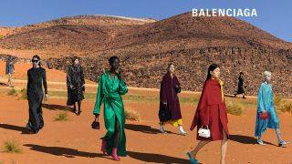 Balenciaga выпустили новую рекламную капанию-320x180