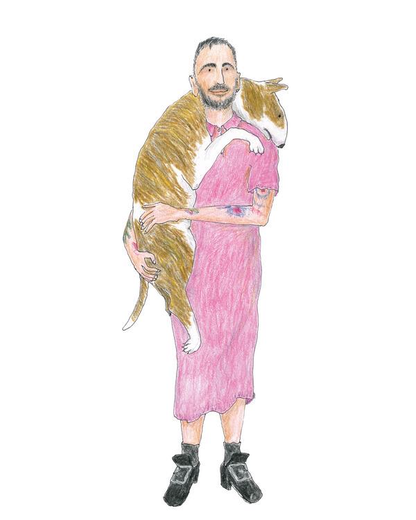 Иллюстрации Грейс Коддингтон о творчестве Марка Джейкобcа-Фото 1