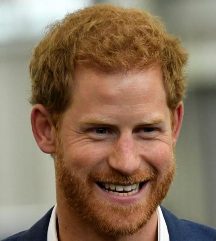 Как принц Гарри отреагировал на рождение первенца-430x480