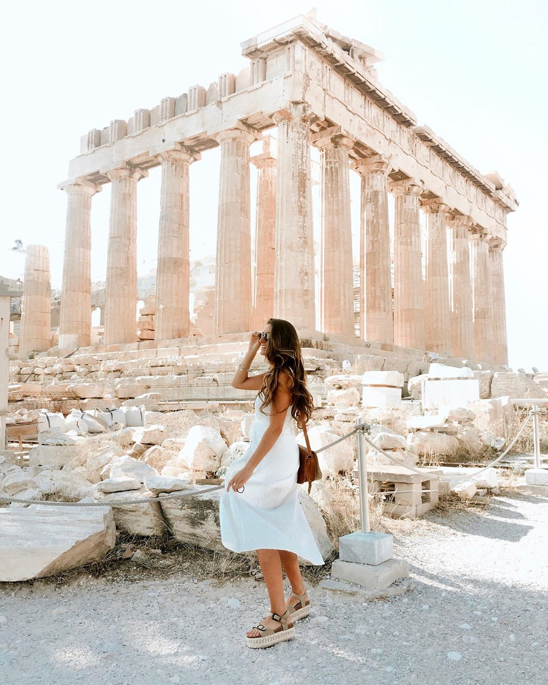 афины греция путешествие
