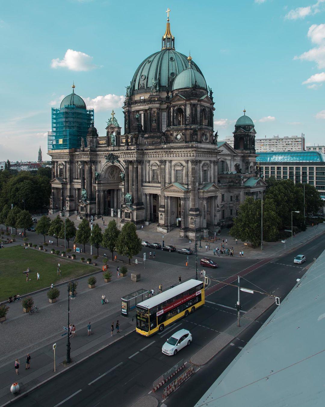 берлин путешествие