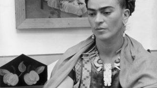 Как звучал голос художницы Фриды Кало-320x180