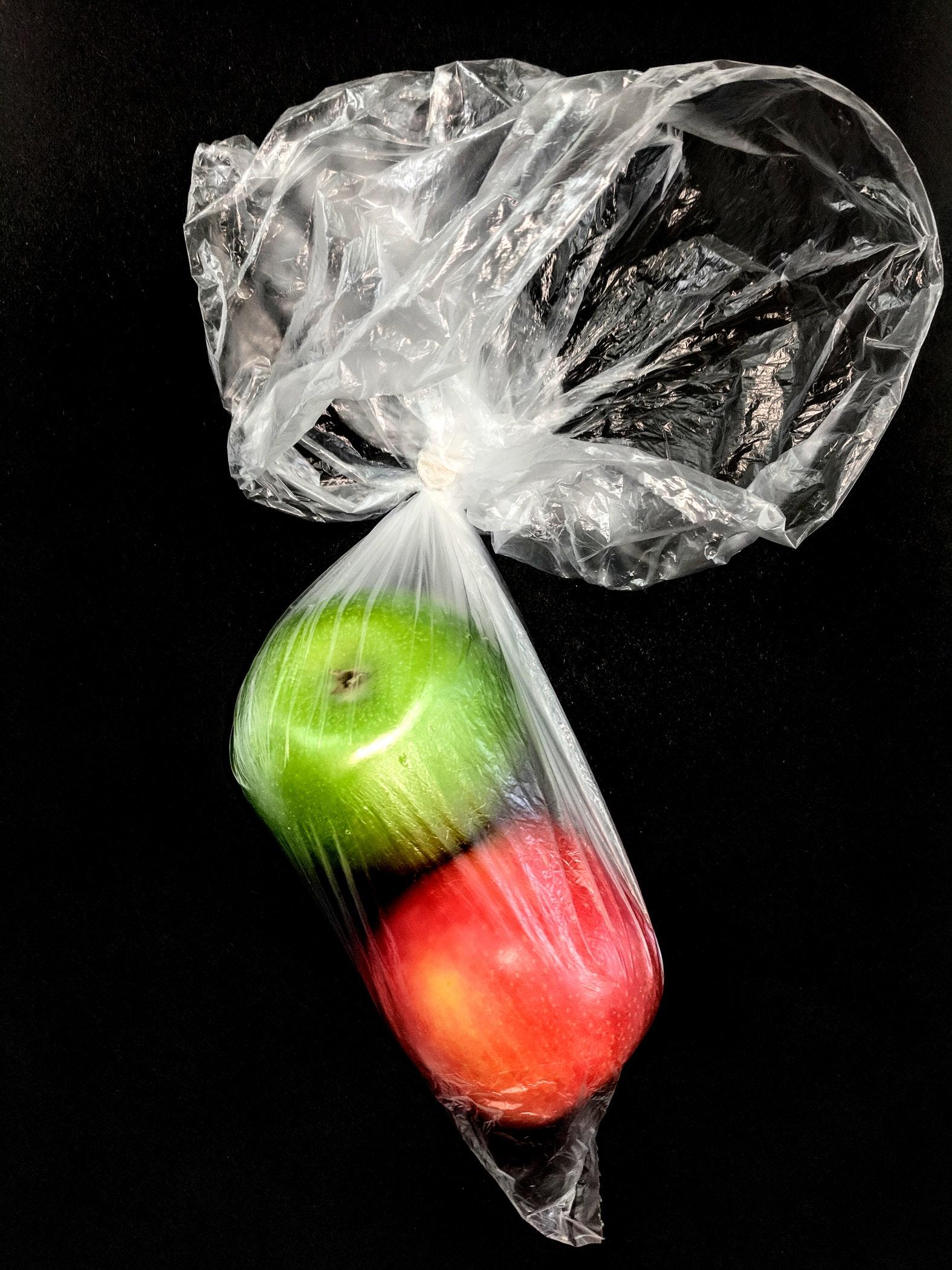вред пластика на экологию