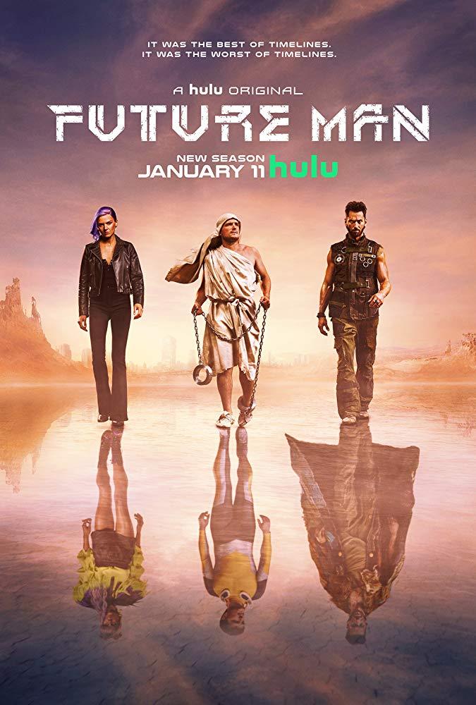 сериал человек будущего