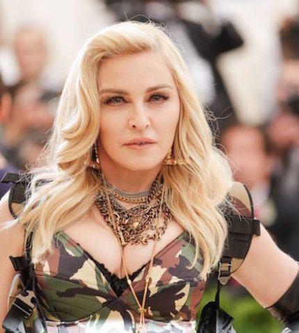 Мадонна высказалась по поводу Харви Вайнштейна и феминисток-430x480