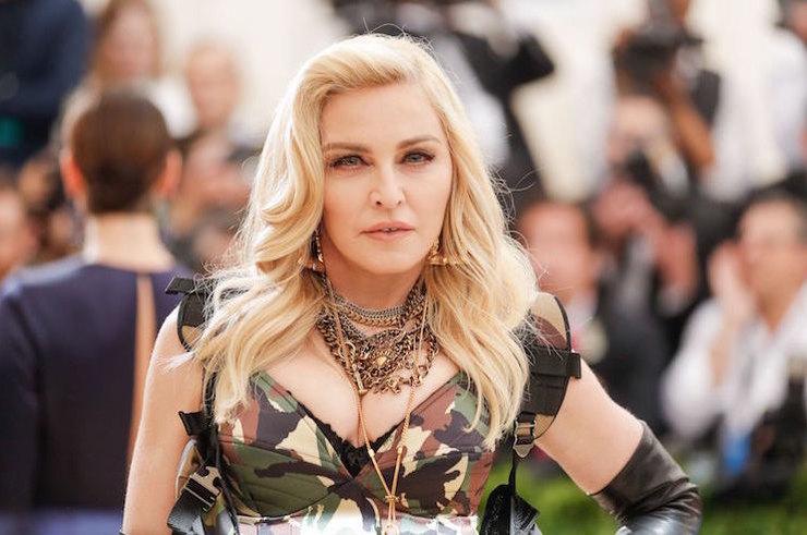 Мадонна высказалась по поводу Харви Вайнштейна и феминисток-Фото 1