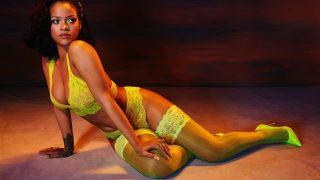 Рианна презентовала новую коллекцию нижнего белья-320x180