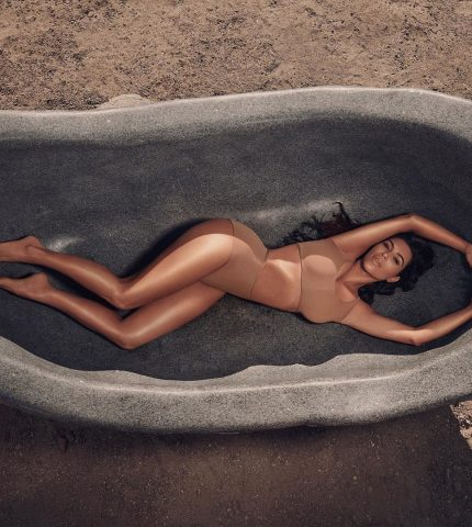 Ким Кардашьян выпустила тональный крем для тела-430x480
