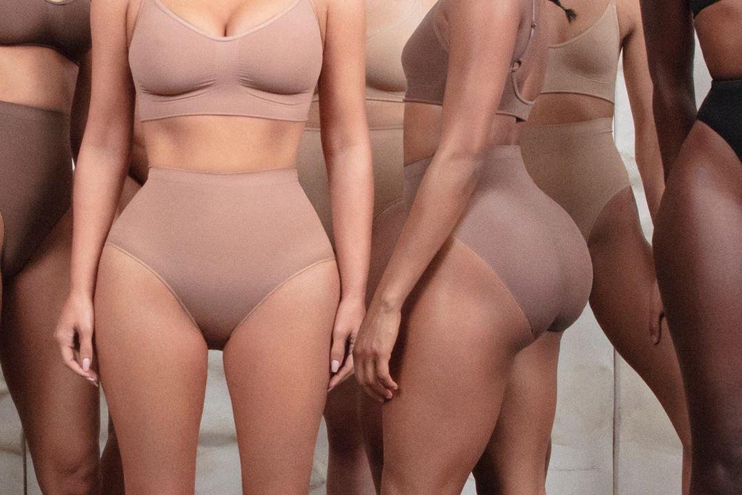 Ким Кардашьян выпустила линейку корректирующего белья-Фото 3