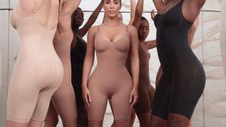Ким Кардашьян выпустила линейку корректирующего белья-320x180