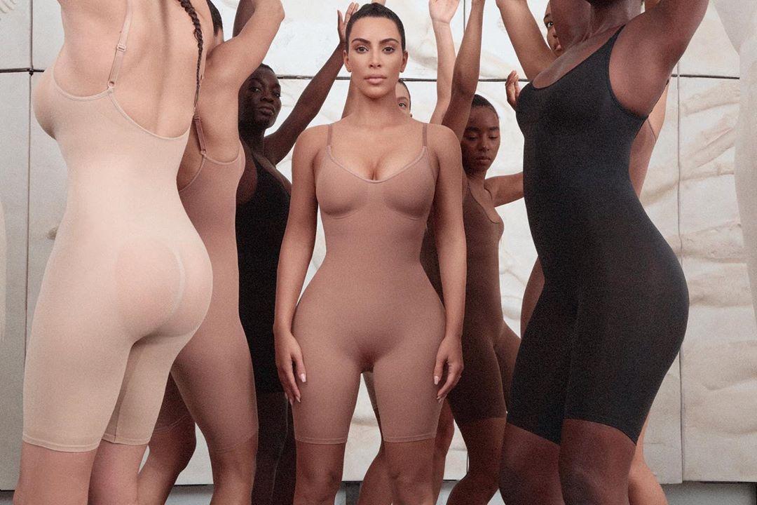 Ким Кардашьян выпустила линейку корректирующего белья-Фото 1