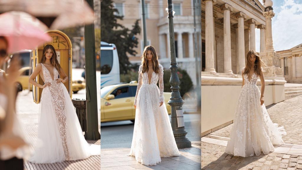 Пять самых красивых трендов свадебной моды-Фото 1