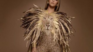 Образ дня: Бейонсе с дочкой в костюмах в стиле «Короля льва»-320x180