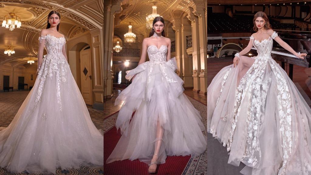 Пять самых красивых трендов свадебной моды-Фото 2