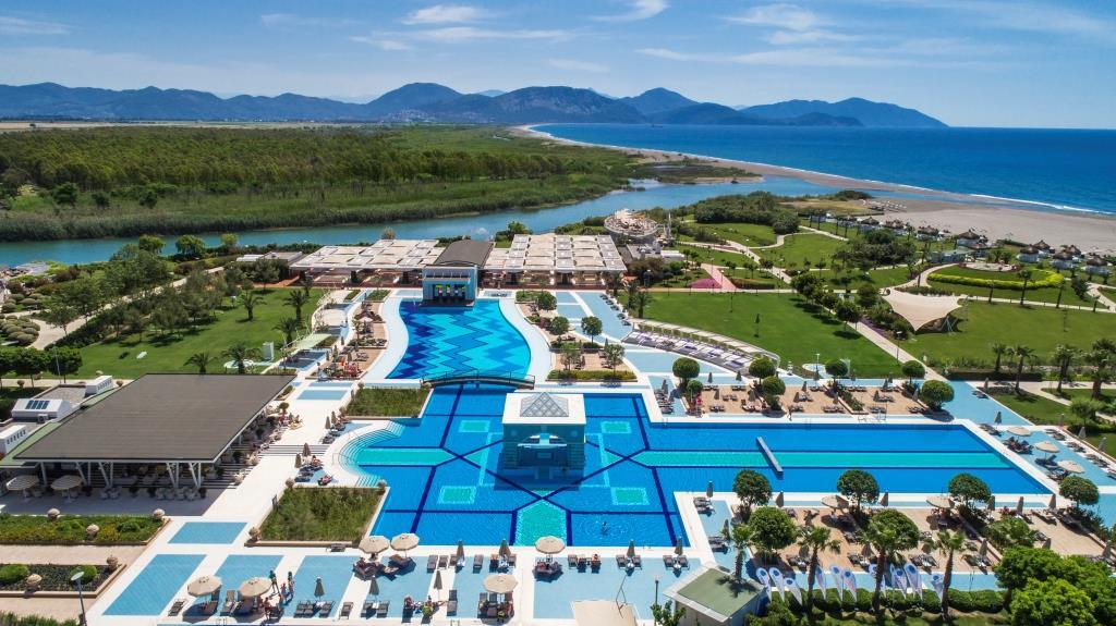 Новое место: отель Hilton Dalaman Sarıgerme Resort & Spa-Фото 2