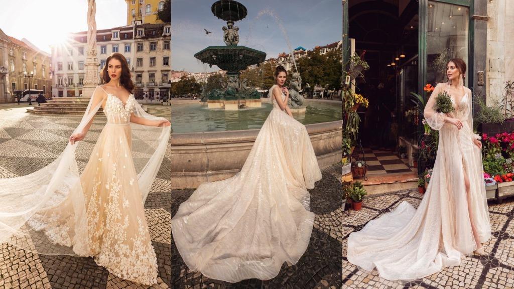Пять самых красивых трендов свадебной моды-Фото 3