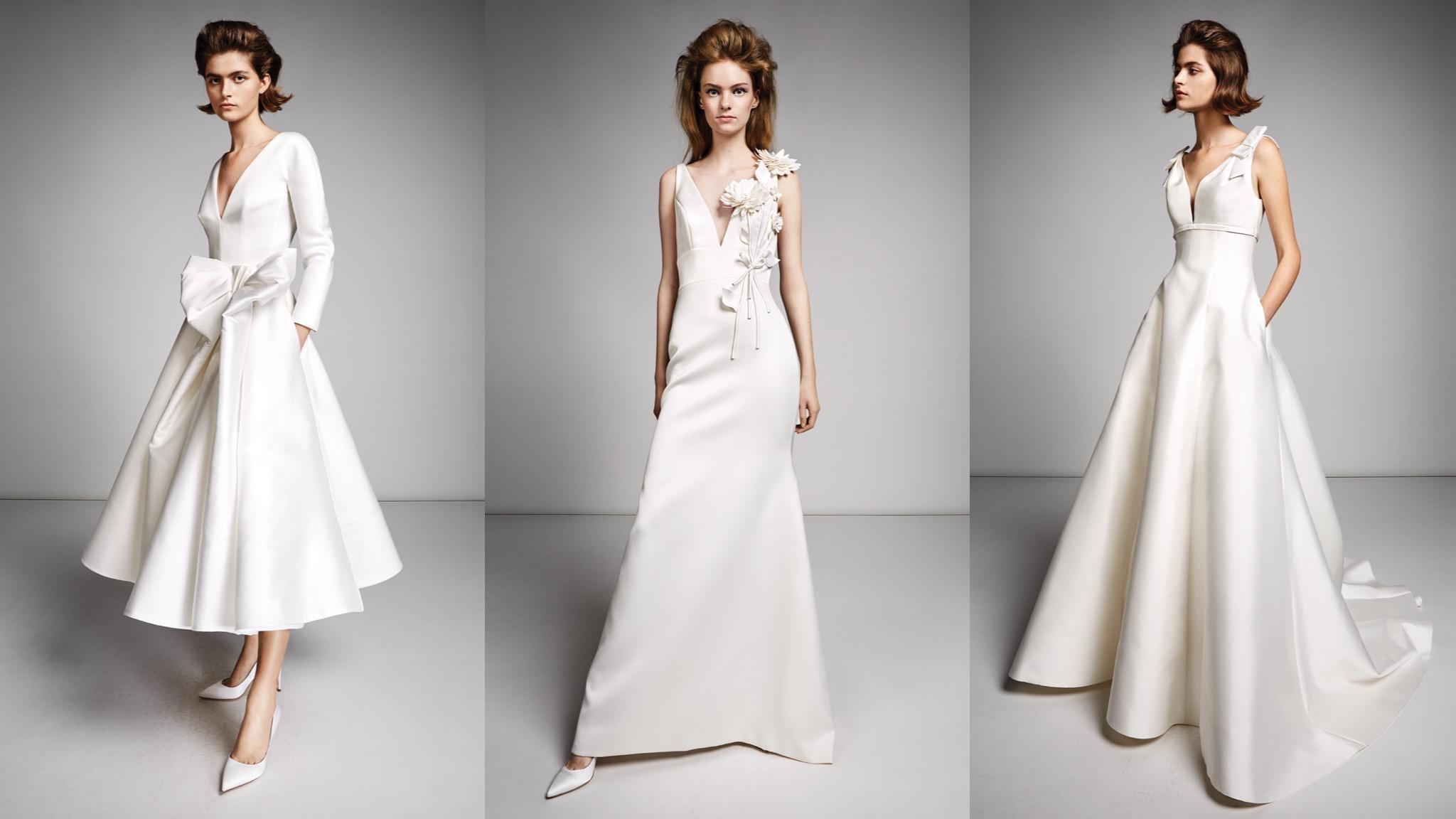 Пять самых красивых трендов свадебной моды-Фото 4
