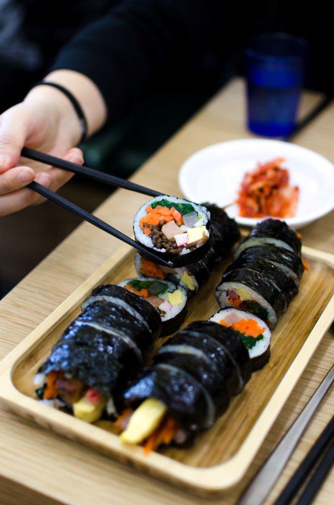 суши вред и польза
