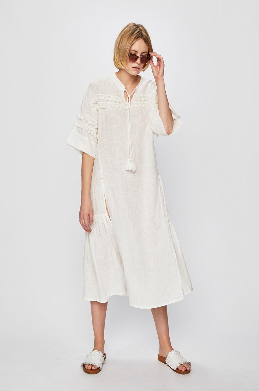 10 белых платьев для жаркой погоды-Фото 9