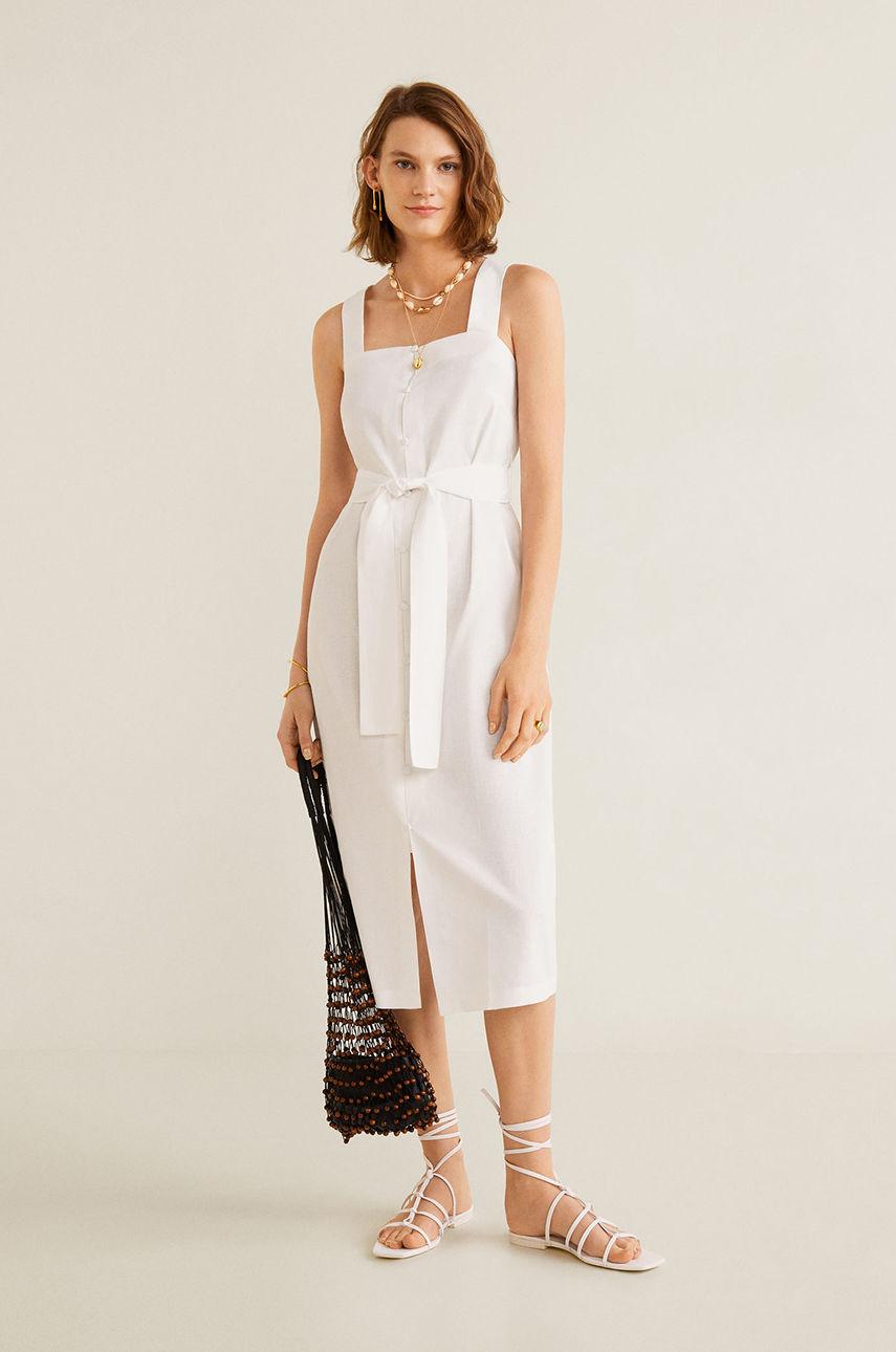 10 белых платьев для жаркой погоды-Фото 4