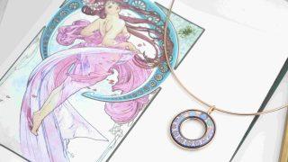 FREYWILLE выпустили сет украшений с розовым золотом-320x180
