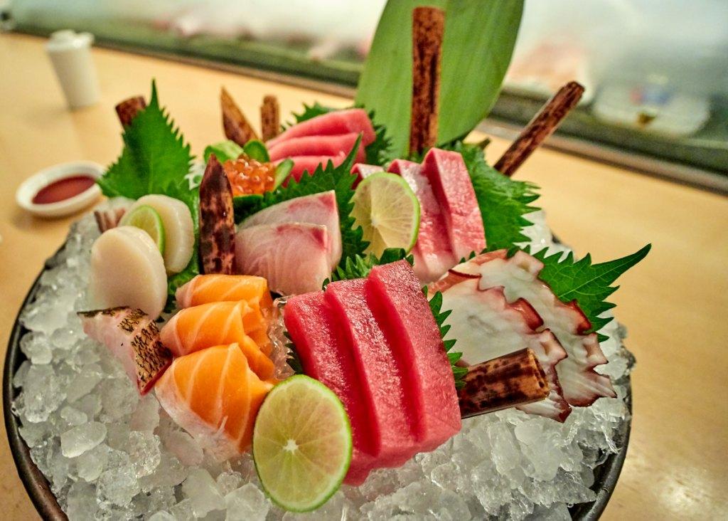 суши полезные свойства
