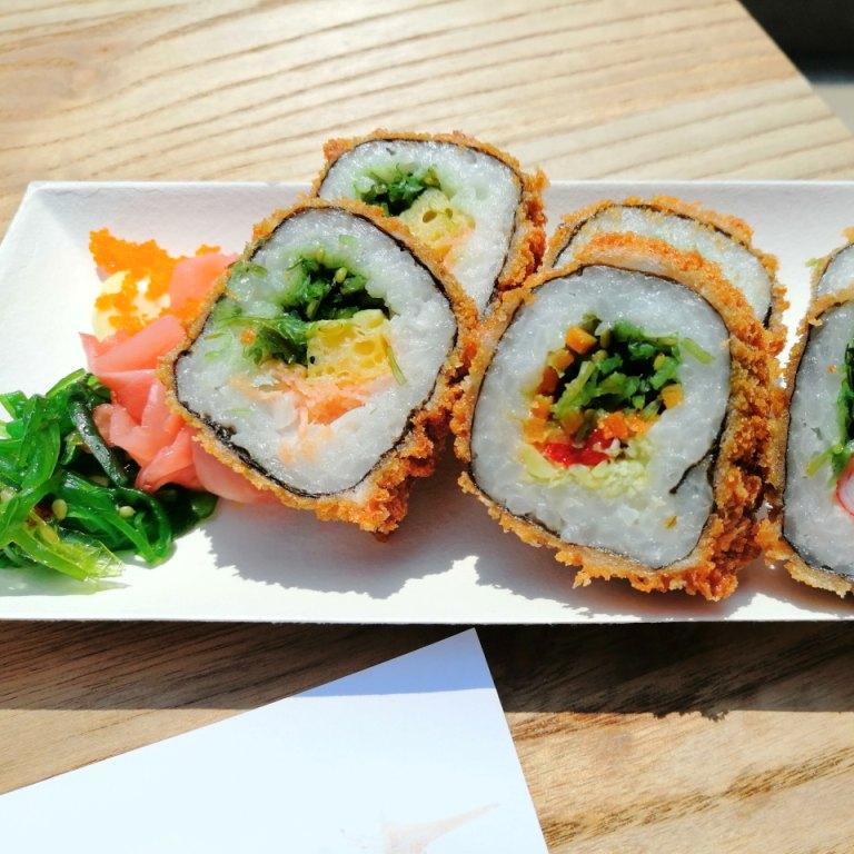 суши польза