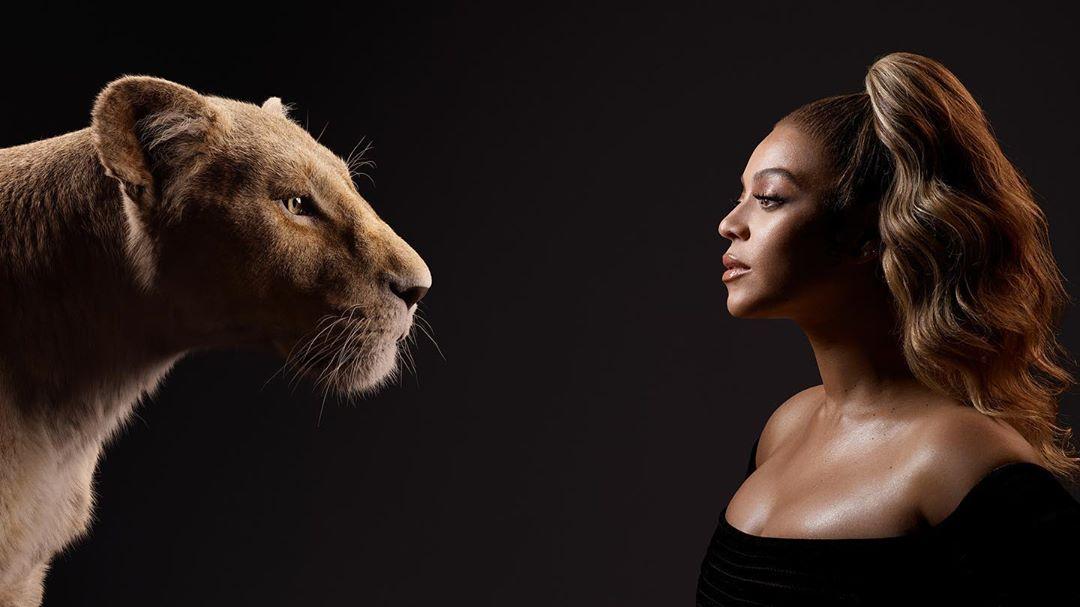Бейонсе выпустила клип на саундтрек к мультфильму «Король Лев»-Фото 1
