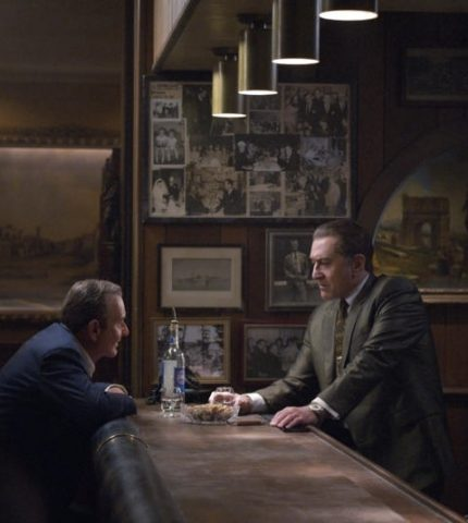 Первый трейлер фильма «Ирландец» Мартина Скорсезе с Аль Пачино и Робертом Де Ниро-430x480
