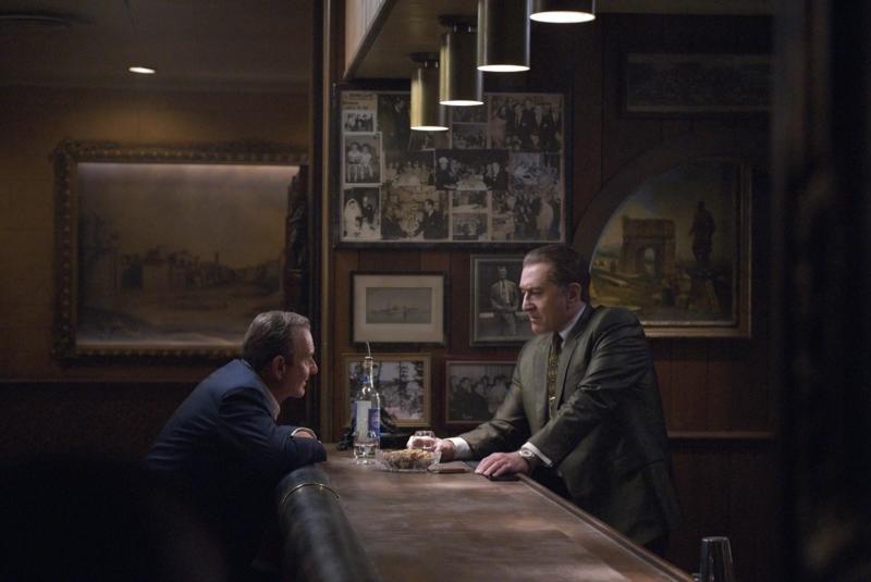 Первый трейлер фильма «Ирландец» Мартина Скорсезе с Аль Пачино и Робертом Де Ниро-Фото 1