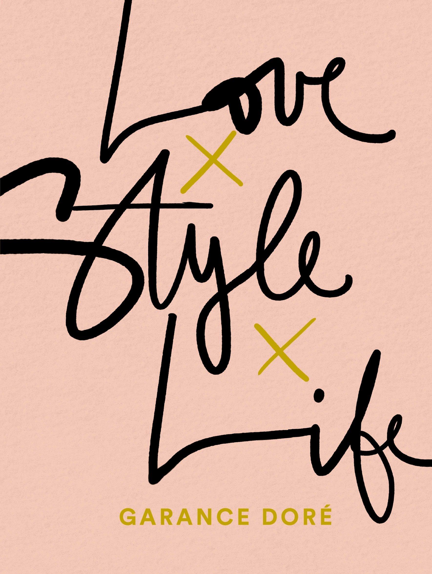 книга любовь стиль жизнь гаранс доре