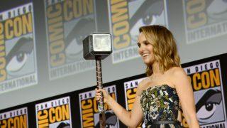 Что готовит Marvel: женщина-Тор, первый глухонемой персонаж и дебют Джоли-320x180
