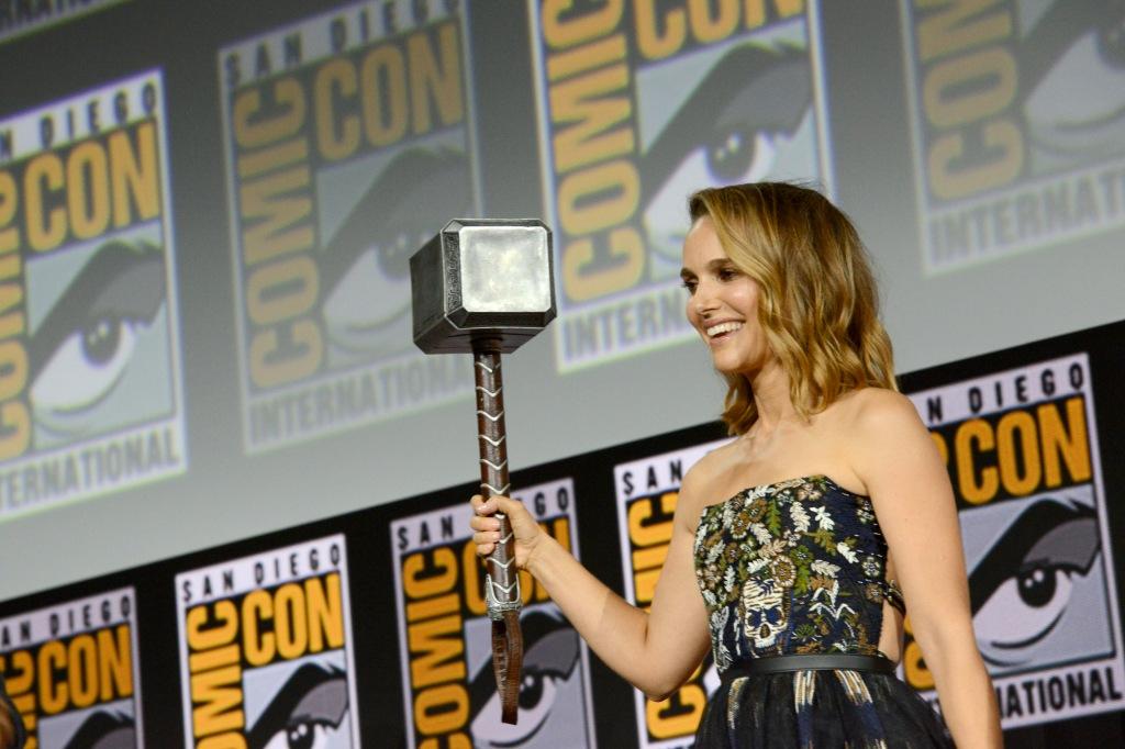 Что готовит Marvel: женщина-Тор, первый глухонемой персонаж и дебют Джоли-Фото 1