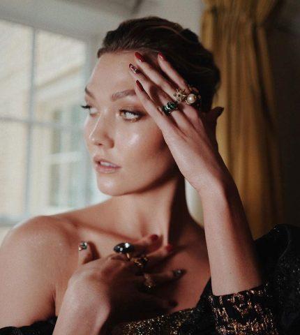 Карли Клосс рассказала, почему ушла из Victoria's Secret-430x480
