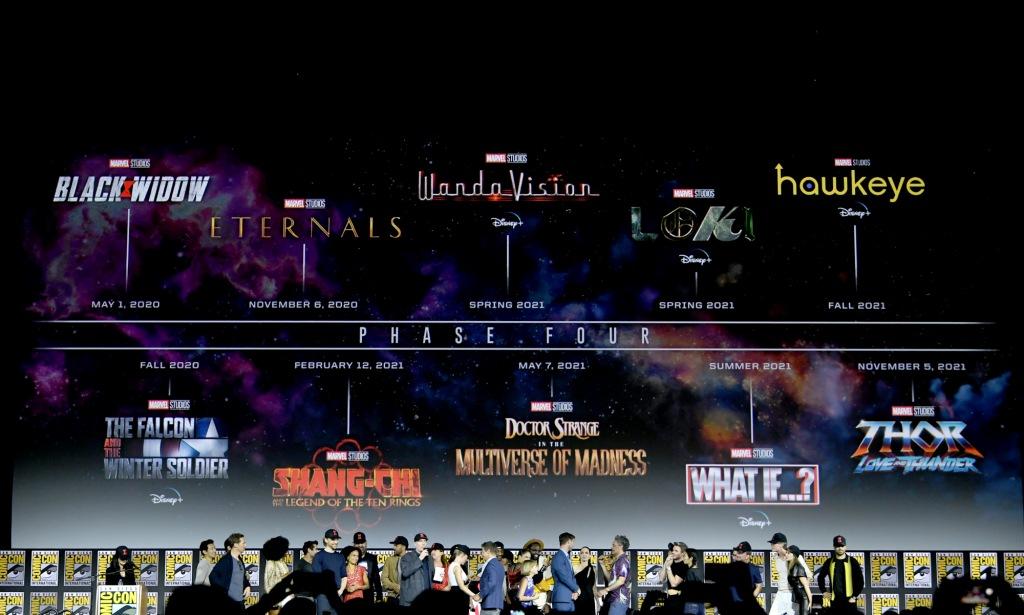 Что готовит Marvel: женщина-Тор, первый глухонемой персонаж и дебют Джоли-Фото 3