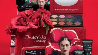 Ulta Beauty выпустили линейку косметики в честь Фриды Кало-320x180