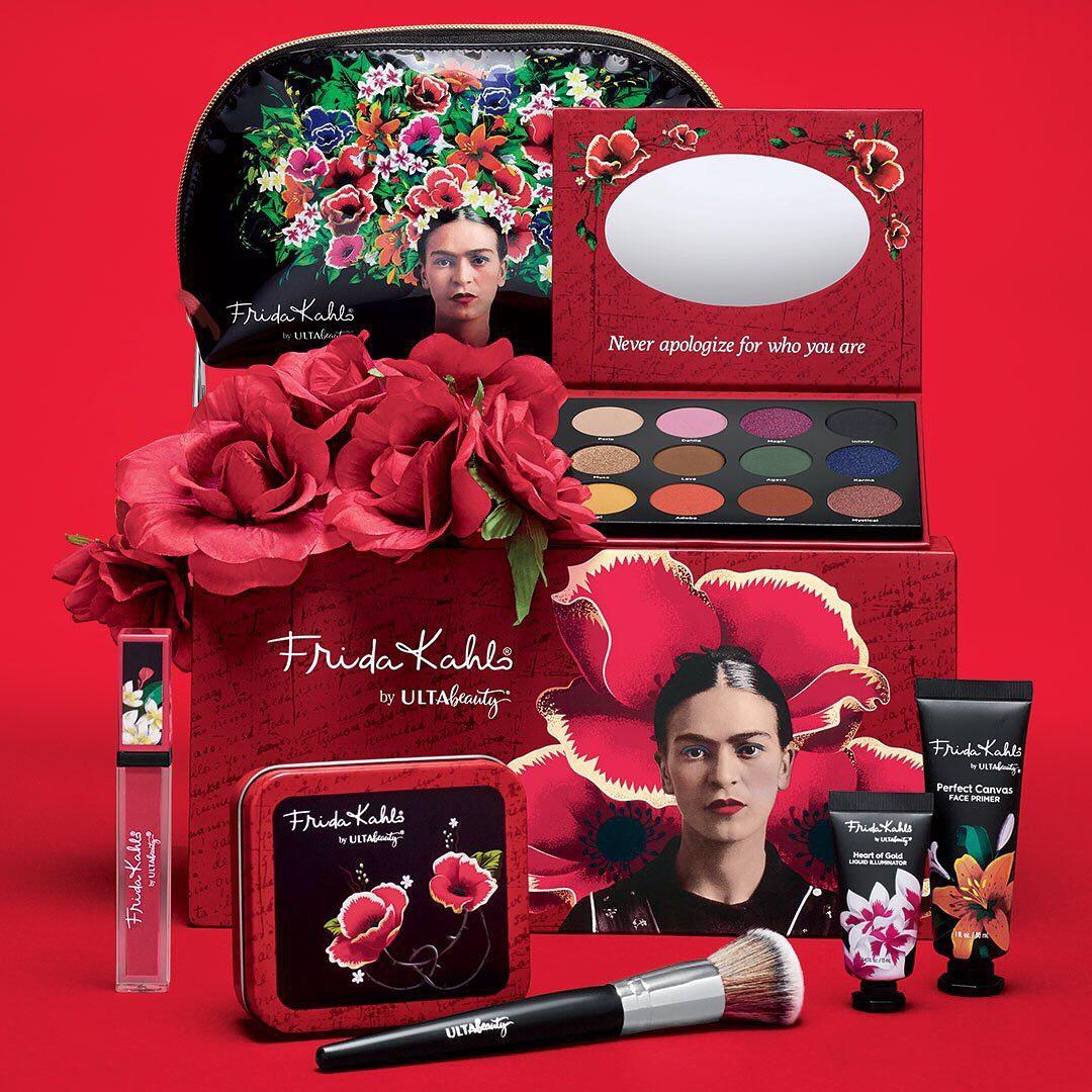 Ulta Beauty выпустили линейку косметики в честь Фриды Кало-Фото 1