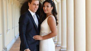 Внук Грейс Келли женился на своей возлюбленной из колледжа-320x180