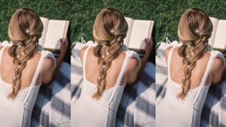 Летнее настроение: уход за волосами и легкие прически на отдых-320x180