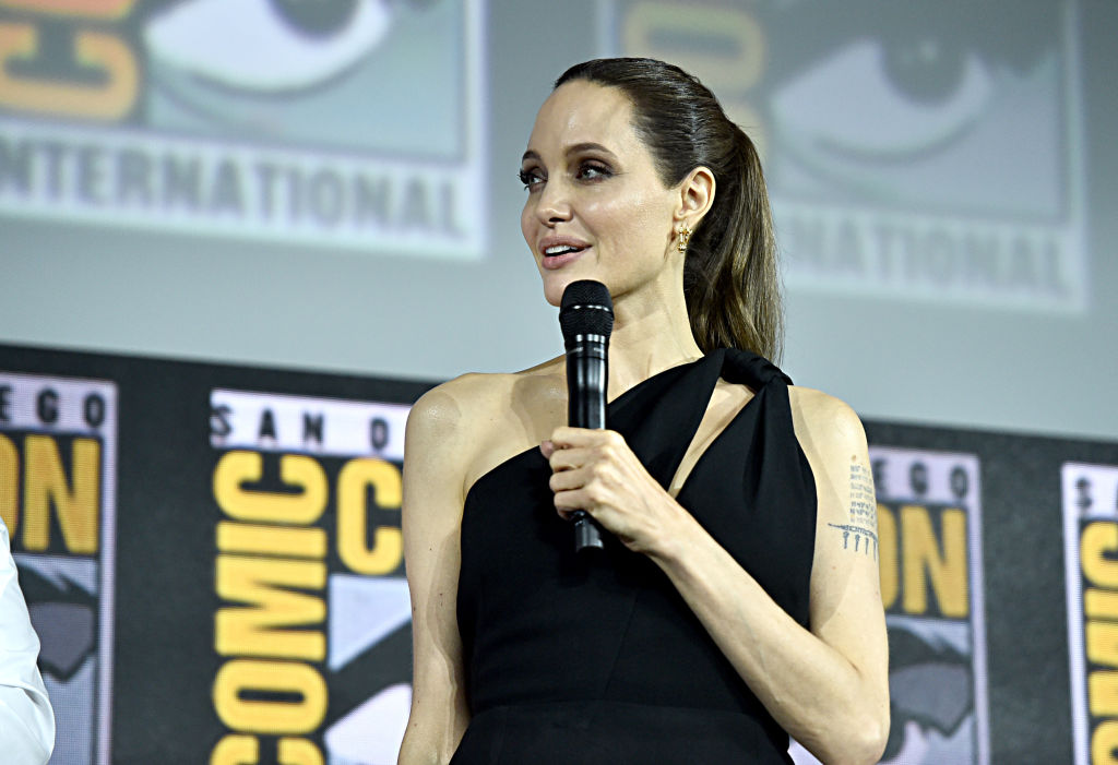 Анджелина Джоли появится в новом фильме Marvel-Фото 1