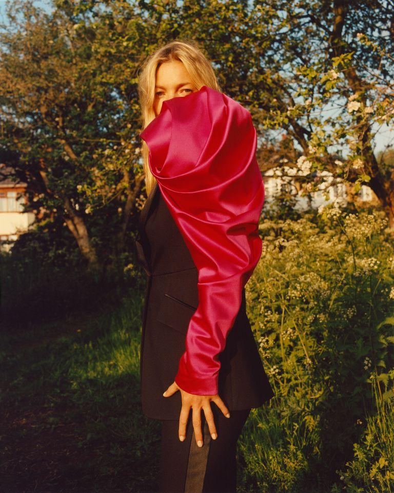 Кейт Мосс стала лицом новой рекламной кампании Alexander McQueen-Фото 1