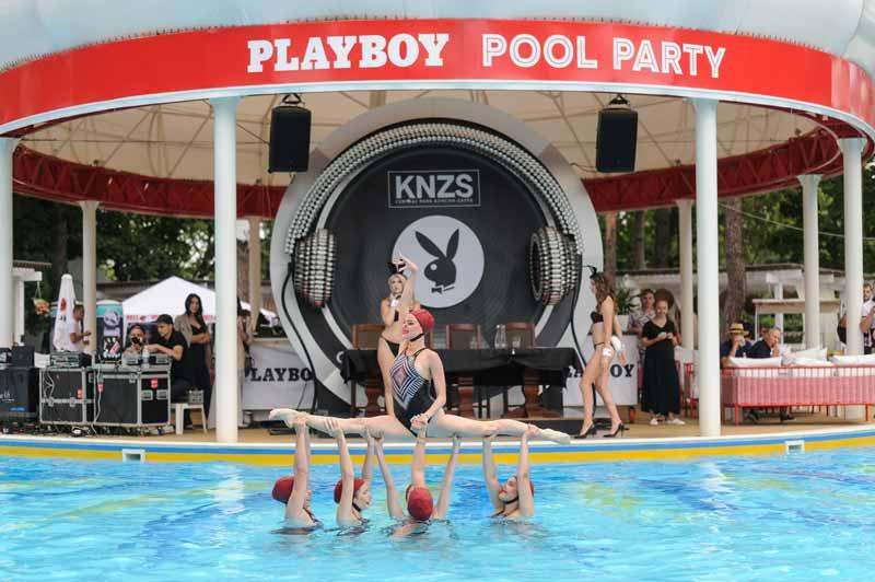 Журнал PLAYBOY провел самую жаркую вечеринку этого лета-Фото 1