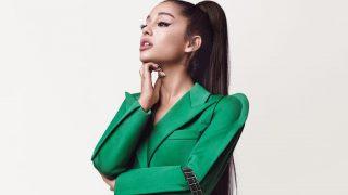 Ариана Гранде снялась в рекламной кампании Givenchy-320x180